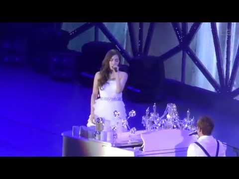[fancam] 141018 Tiffany + Kangta - Say Something SMTown Shanghai