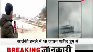Morning Breaking: A week after Pulwama attack