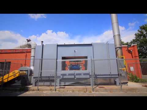 The CMM Group - Titeflex's Regenerative Thermal Oxidizer (RTO) System