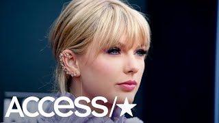 Taylor Swift May Have Just Given Away The Title Of Her 7th Album   Access