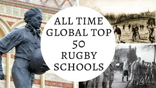 #23: All Time Top 50 Rugby Schools: Top 10