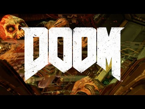DOOM - Bande-annonce de gameplay à l'E3 2015 - YouTube