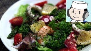 Seafood Salad ♪