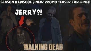 TWD Season 8 Episode 8 NEW Promo Teaser Breakdown & Predictions