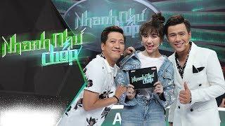 Trường Giang-Hari Won Mở Màn Hoành Tráng Chung Kết Nhanh Như Chớp | Nhanh Như Chớp | Tập 25 Full HD