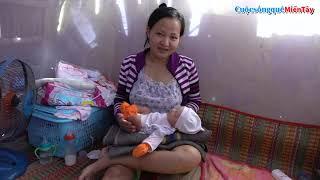 Thăm gia đình Anh Hưng hoàn cảnh rất khó khăn   Cuộc Sống Quê Miền Tây 25/6/2019