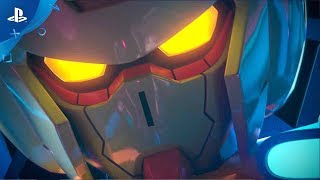 GUNDAM VERSUS - Launch Trailer | PS4