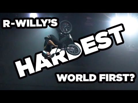 This BMX Trick Took 50 Tries