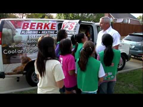 Berkeys Home Energy Audit with Girl Scout Troop #3544