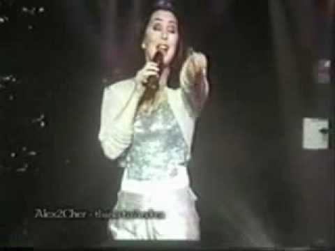 Cher-The Shoop Shoop Song (live Believe Tour at Jones