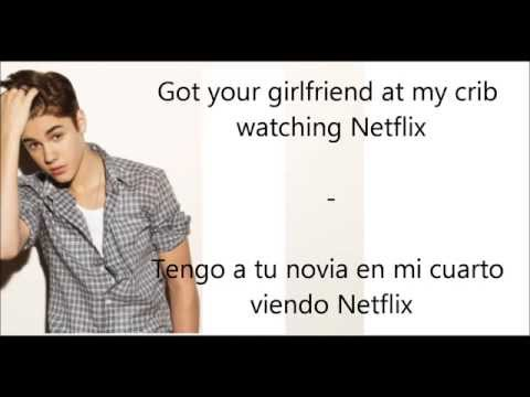 Baixar Lolly- Justin Bieber letra en español/ingles