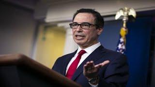 El secretario del Tesoro de EEUU, Steven Mnuchin, dice que todavía hay muchos problemas por resolver con China