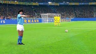 20 Legendary Goals By Diego Maradona