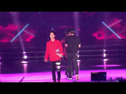 180603 RUN THIS & DROP THAT 세훈 SEHUN FOCUS - The ElyXiOn in Hong Kong 엘리시온