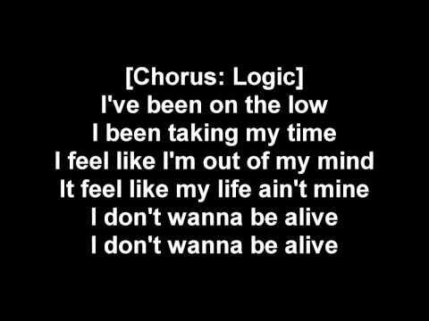 Logic - 1-800-273-8255 ft. Alessia Cara & Khalid [Lyrics]