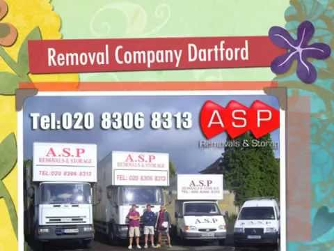 Removals company Dartford