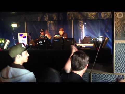 Lockdown festival 2012(Amsterdam) - Distance - Victim Support
