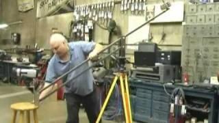 Homemade Camera Jib Crane Part 2