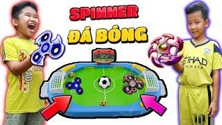 Tony   Spinner Chơi Đá Banh Siêu Đỉnh - Spinners Play Soccer