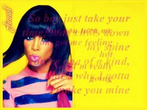 Kelly Rowland - Kisses Down Low (Lyrics)