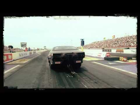 Danny Rowe Pro Mod Drag Racing presented by Agave Underground