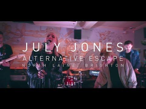 July Jones at The Alternative Escape in Brighton