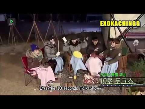 EXO Line Surpline - 10 seconds talk show
