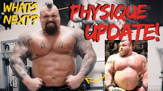 PHYSIQUE UPDATE + PUSH SESSION
