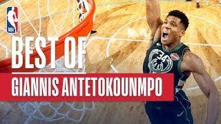 Giannis Antetokounmpo Early Season Highlights | KIA NBA Player of the Month #KiaPOTM
