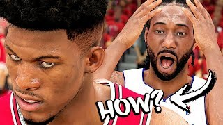 JIMMY BUTLER IS NOT A MAX PLAYER! NOT PLAYOFF READY! - NBA 2K19 MyCAREER #122