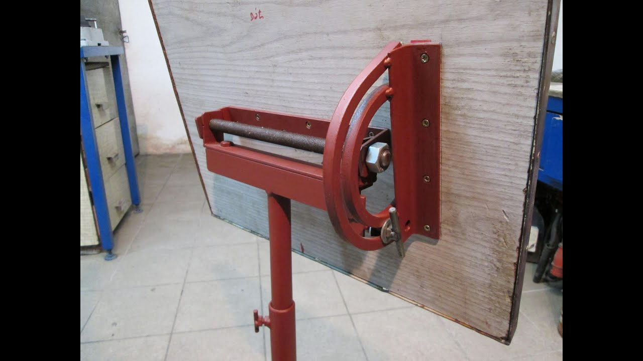 Diy Portable Welding Table Youtube