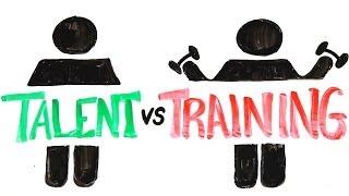 Talent vs Training