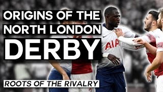 """""""They Aren't Even From North London!""""   Arsenal vs Tottenham   Roots of the Rivalry"""