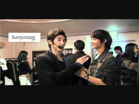 Kyuhyun-Yoona @ TVXQ's Mirotic Concert