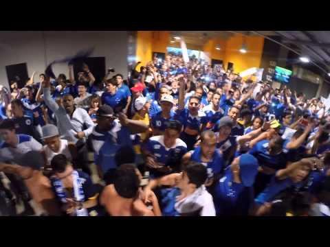 Baixar Pós Jogo Cruzeiro 2x1 Internacional. Mais um show da torcida celeste