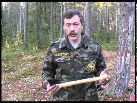 Как правильно собраться в лес