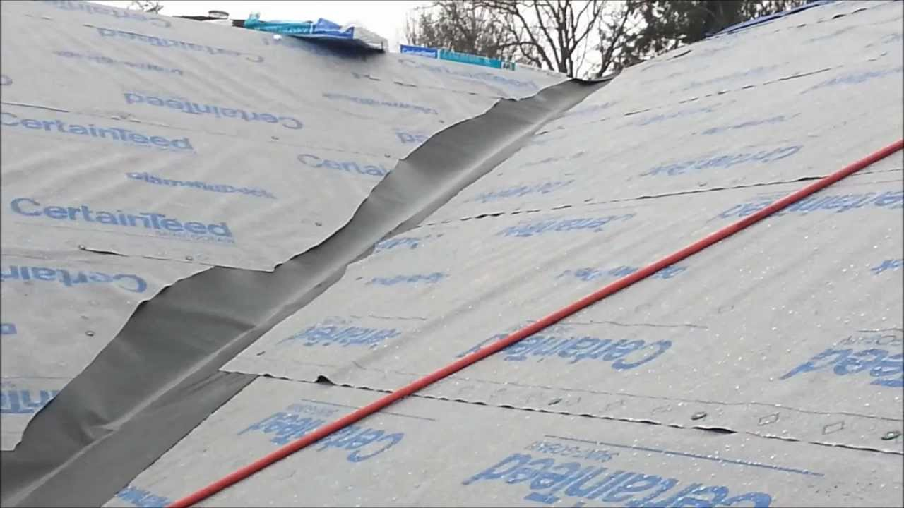 Synthetic Felt For Seattle Roofing Pro Roofing Diamond