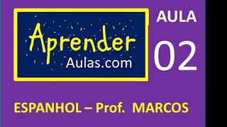 ESPANHOL - AULA 2 - PARTE 1 - ADV�RBIOS