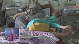تقرير للتلفزيون الجزائري يفضح واقع الصحة في الجزائر     -