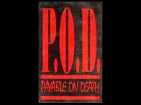 P.O.D.- The Author and Destroyer (Demo)