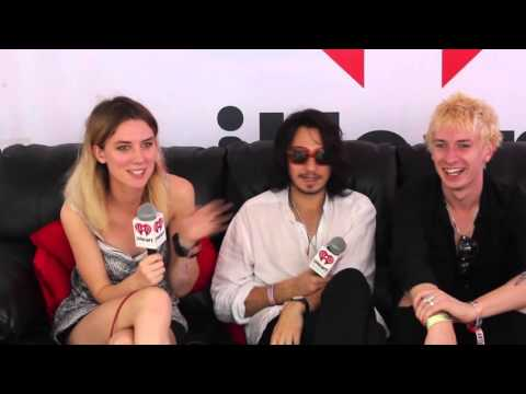 Wolf Alice Interview With iHeartRadio at 2015 ACL Festival