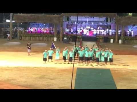 Festpac welcomes Tokelau