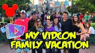 My VIDCON Family Vacation 2018 - Man Vs Vlogging