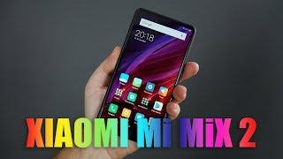 Xiaomi Mi Mix 2 - возвращение йоба смартфона
