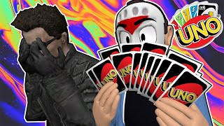 Uno Funny Moments - Terroriser's Teammate is Horrible!