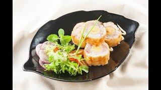 Món Ngon Mỗi Ngày - Cá cuộn tôm trứng cút