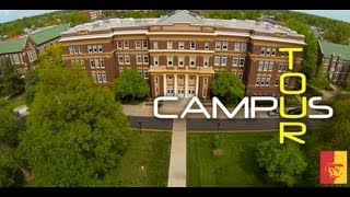 'Campus Tour - Pittsburg State University (2013)