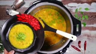 Nutri-Pot Khatti Meethi Dal - Wonderchef Recipes