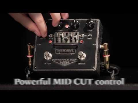 Mesa Boogie Throttle Box EQ -- 6 String Modern Heavy Gain