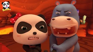 Rescue Mr. Dao | Magical Chinese Characters | Kids Cartoon | Nursery Rhymes | Baby Songs | BabyBus